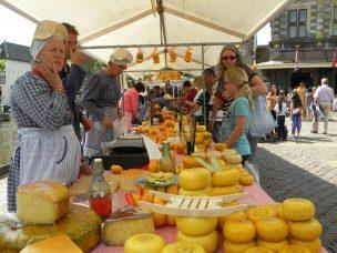 Alkmaar - sýrové trhy