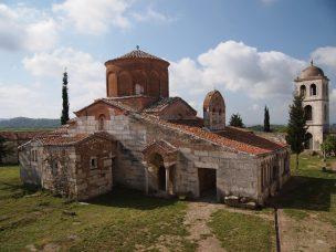 klášter Ardenica
