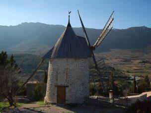 Mlýn v Cucugnan