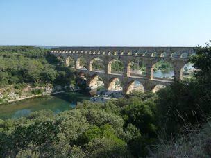 Akvadukt Pond du Gard
