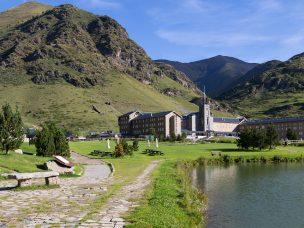 Údolí Nuria