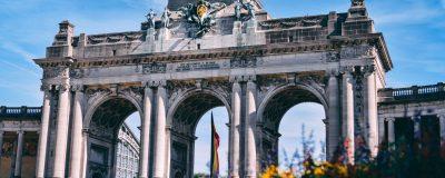 Vítězný oblouk v Bruselu