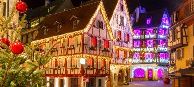 Alsasko - vánoční Colmar
