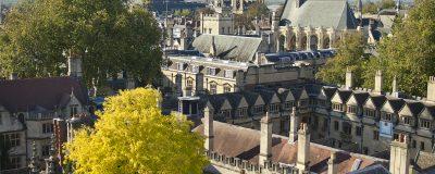 Univerzitní město Oxford