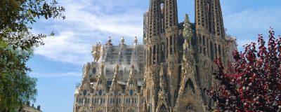 Chrám Sagrada Familia
