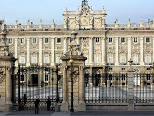 Palacio Real v Madridu